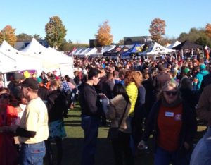 The second Northern Virginia Fall BrewFest brings more than 40 brewers to Centerville this weekend. (Photo: Untappd)
