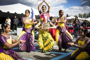The World of Montgomery Festival in Rockville celebrates the cultural heritage of  China, El Salvador, Ethiopia and India. (Photo: World of Montgomery)