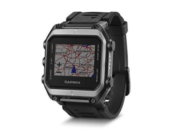 The Garmin Epix GPS watch is highlighted as one of the best hiking watches for thethe Garmin Epix GPS watch is highlighted as one of the best hiking watches for the money. (Photo: Garmin)