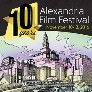 The Alexandria Film Festival features more than 40 independent films this weekend. (Image: Alexandria Film Festival)