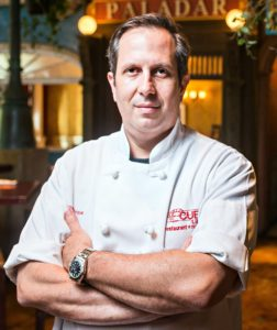 Angel Roque is the new executive chef at Cuba Libre Restauarnt and Rum Bar. (Photo: Cuba Libre)