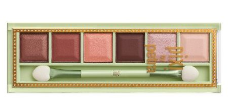 Pixi's Mesmerizing Mineral Palette has great coppe-toned eye shadows. (Photo: Pixi)