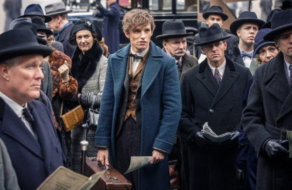 """Fantastic Beasts and Where to Find Them"" led the box office last weekend with $74.40 million. (Photo: Warner Bros. Pictures)"
