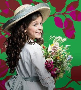 "Anya Rothman starts in the Shakespeare Theatre Co.'s production of ""The Secret Garden."" (Photo: Shakespeare Theatre Co.)"