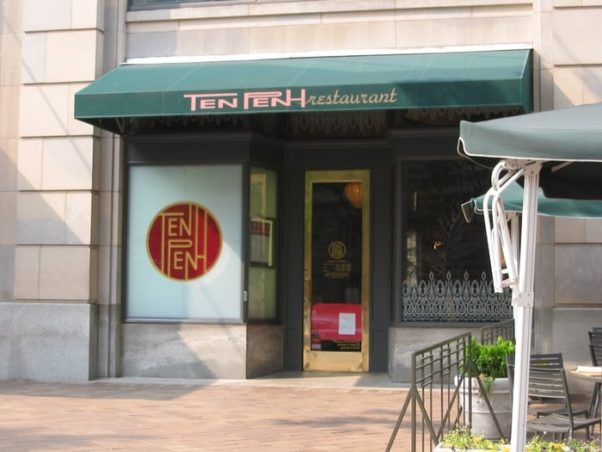 TenPenh, originally located at 10th Street and Pennsylvania Avenue NW (above), will reopen in Tysons Corner at the end of November. (Photo: Holly T./Yelp)