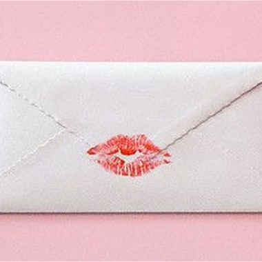 Write a love letter to someone special. (Photo: Radius Images)