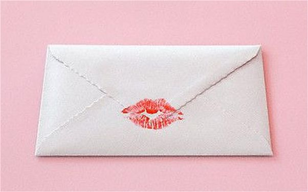 writing a letter to a loved one