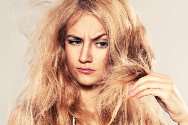 Getting tangles out of your hair can be frustrating. (Photo: www.beautetalk.com)