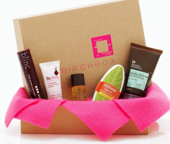 Birchbox started the beauty box craze. (Photo: Birchbox)