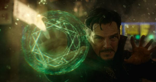 <em>Doctor Strange</em> debuted at the top of the box office with $85.06 million. (Photo: Marvel)