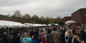 Rustico's Novemberfest features more than 70 Virginia craft beers and ciders. (Photo: Rustico)