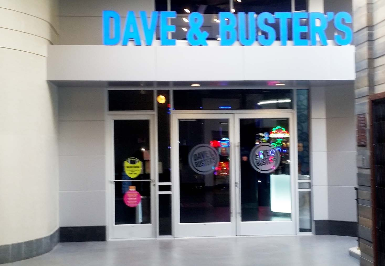Oct 30, · Dave & Buster's, Hanover: See unbiased reviews of Dave & Buster's, rated 3 of 5 on TripAdvisor and ranked #49 of restaurants in Hanover. Arundel Mills Cir Ste D1, Hanover, MD +1 Website. Share. Save. My family and some friends went to Dave and busters to celebrate my sons birthday. The 3/5().