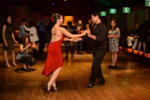 Learn to salsa dance on Sunday with Knowledge Commons D.C. (Photo: Sexy Salsa Ballroom)