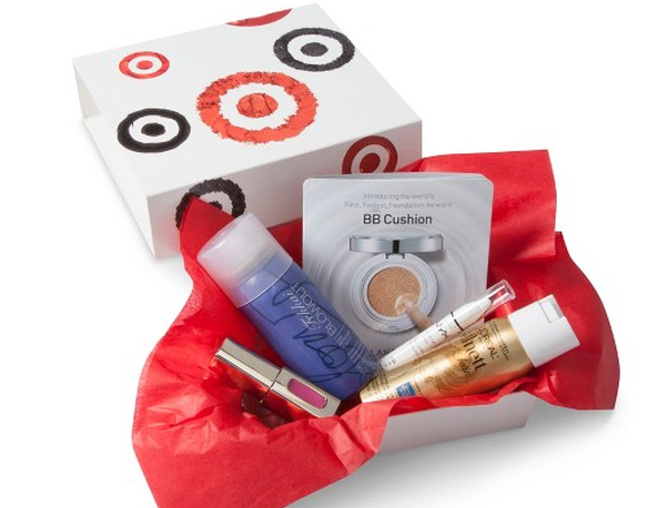Target's beauty box sells out very quickly. (Photo: Target)