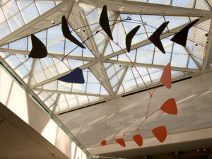 One of Alexander Calder's untitled mobiles. (Photo: National Gallery of Art)