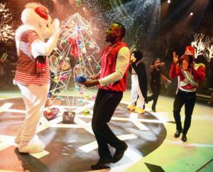 Step Afrika!'s holiday step show is this weekend at the Atlas Center for Performing Arts. (Photo: Step Afrika!)