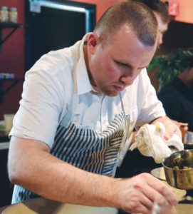 Ryan Ratino takes over as executive chef of Rippe in January. (Photo; Washington City Paper)