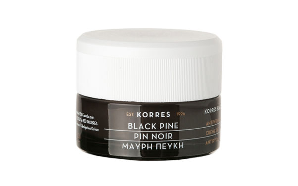 Korres' Day Cream is for your face, but can also be used on trouble spots on your body that need a lift and more skin elasticity. (Photo: Korres USA)