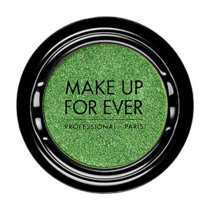 Make Up For Ever Artist Eyeshadow and Blush in Apple Green  is easy to blend with other complimentary shades. (Photo: Sephora)