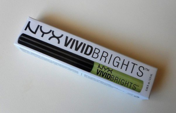NYX Vivid Bright Liner in Vivid Escape is a bold green eyeliner that will be sure to make your eyes pop. (Photo: Makeup&Beauty)
