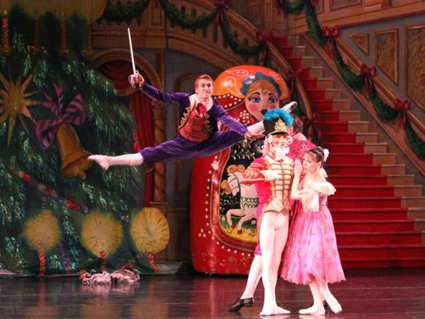 The Moscow Ballet pefomrs the Great Russian Nutcracker at Strathmore on Friday at 8 p.m. (Photo: Moscow Ballet)