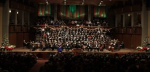 The annaul Messiah Sing-Along is at 6 p.m. Friday with tickets being distributed at 4:30 p.m. (Photo: Kennedy Center)