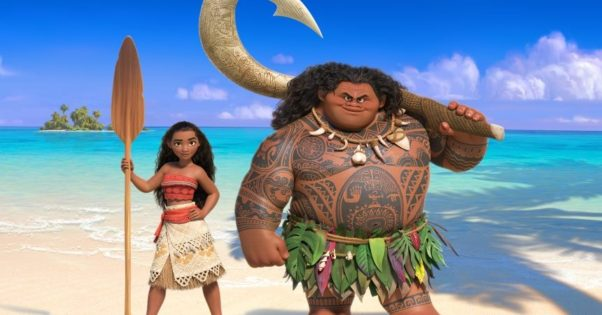 """Disney's """"Moana"""" finished in first for the second straight weekend with $28.27 million. (Photo: Walt Disney Studios)"""