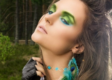 Greenery, Pantone's color of the year for 2017, can be incorporated into your beauty products. (Photo: Shutterstock)