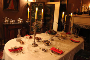 Explore holidays of yore at Tudor Place;s Deck the Halls: A Family at Chrismas. (Photo: Tudor Place)