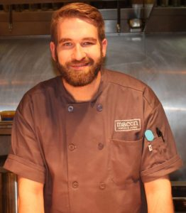 Tyler Stout is the new executive sous chef at Macon Bistro & Larder. (Photo: Macon Bistro & Larder)