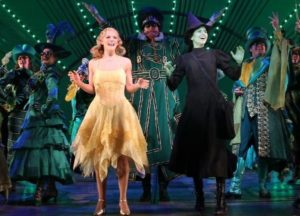 <em>Wicked</em> concludes its run at the Kennedy Center this weekend. (Photo: Wicked the Musical)