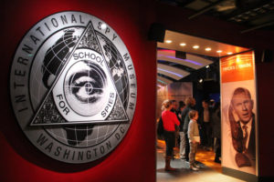 Do you have what it takes to be a spy? Find out at the International Spy Museum's Spy Fest on Friday. (Photo: International Spy Museum)