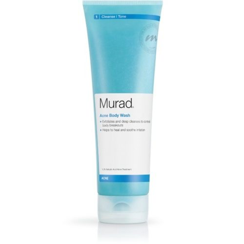 Murad Acne Complex Acne Body Wash includes calming ingredients for sensitive skin. ( Photo: Murad)
