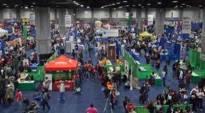NBC4's Health & Fitness Expo is at the Washington Convention Center on Saturday and Sunday. (Photo: NBC4)