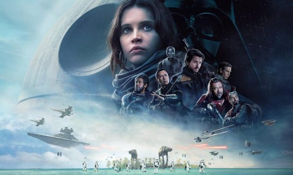 """Rogue One: A Star Wars Story"" remained on top New Year's weekend with $65.52 million and could become the highest grossing release of 2016. (Photo: Lucasfilm)"