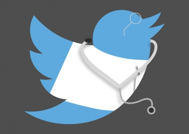 Tweets can help forecast flu outbreaks and health trends.. (Image: Alex Hogan/Stat)