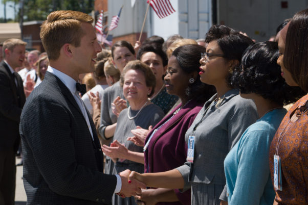 """Hidden Figures"" made its wide release debut in first place with $22.8 million over the weekend. (Photo: Hopper Stone/20th Century Fox)"
