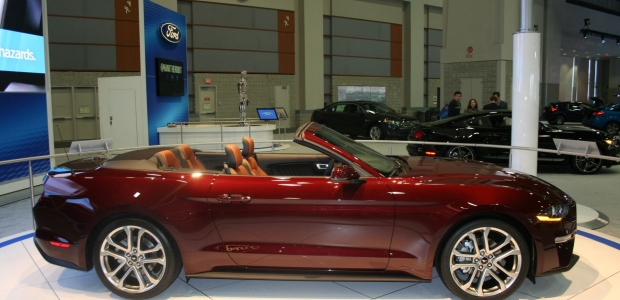 The Washington Auto Show returns to the convention center for 10 days beginning this weekend. (Photo: Mark Heckathorn/DC on Heels)