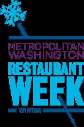Winter Restaurant Week is back Jan. 30-Feb. 5. (Graphic: Restaurant Association Metropolitan Washington)