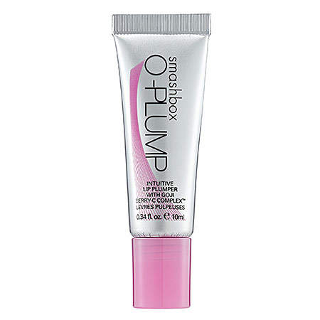 Smashbox O-Plump Intuitive Lip Plumper turns a shade of pink that matches your own lips. (Photo: Smashbox)