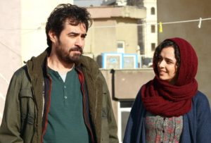 "Shahab Hosseini and Taraneh Alidoosti star in ""The Salesman: on Sunday at the AFI Silver. (Photo: Habib Majidi)"