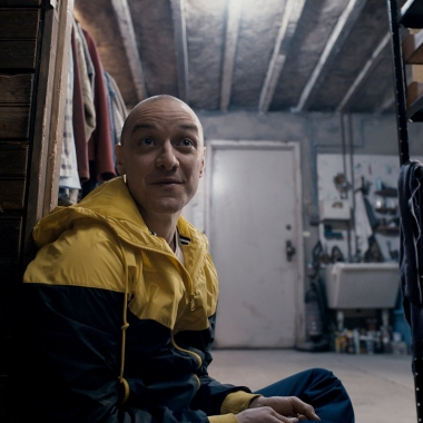 Split led the box office for the second consecutive weekend with $25.65 million. (Photo: Universal Pictures)