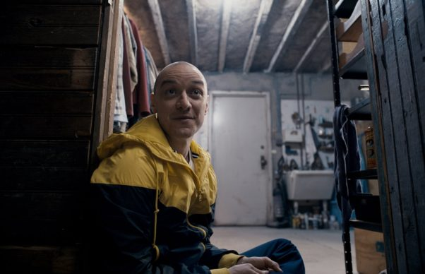 <em>Split</em> led the box office for the second consecutive weekend with $25.65 million. (Photo: Universal Pictures)