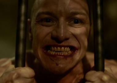 James McAvoy stars in M. Night Shyamalan's Split,