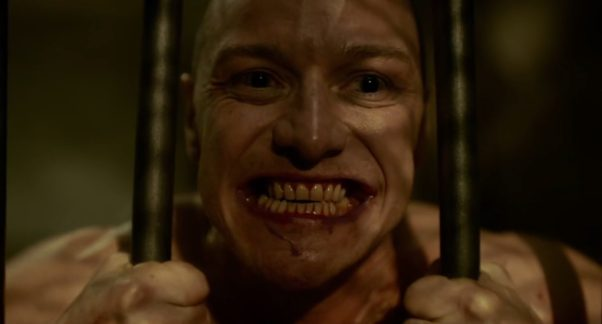 "James McAvoy stars in M. Night Shyamalan's Split,"" which led the box office over the weekend with $40.01 million. (Photo: Universal Pictures)"