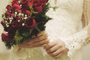 Visit the Alexandria Destination Winter Bridal Showcase for ideas and samples. (Photo: Unsplash/Pexels)