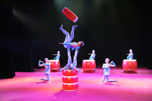 The Sackler Gallery's Chinese New Year Celebration on Sunday includes Chinese acrobats and musicians. (Photo: Sackler Gallery)