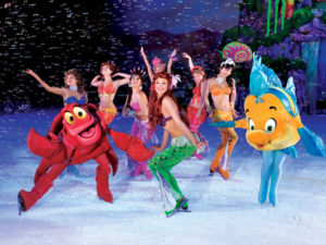 Disney on Ice brings the Disney princesses to the Verizon Center. (Photo: Disney on Ice)
