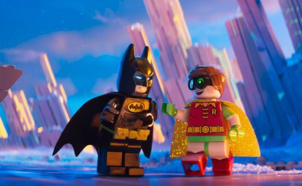 """The Lego Batman Movie"" led the weekend box office with $53.0 million. (Photo: Warner Bros. Pictures)"