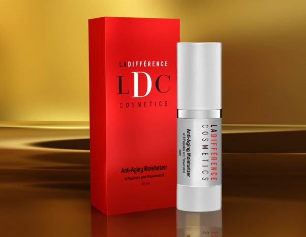 La Difference Cosmetics' anti-aging moisturizer can be used daily without irritation. (Photo: LaDifference Cosmetics)